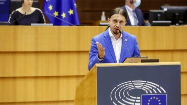Ślonsko godka w Parlamencie Europejskim - po raz pierwszy w historii