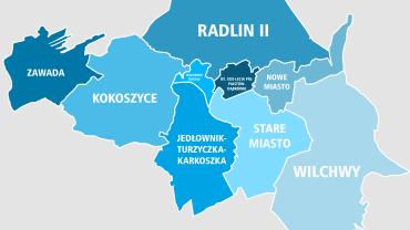 Raport Radnego - Szansa na nowe otwarcie w wodzisławskich dzielnicach